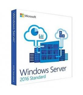 Microsoft Windows Serve Std.2016 64Bit 16cOEM DVD - Imagen 1