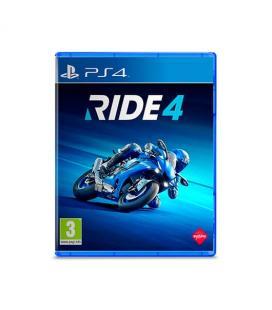 JUEGO SONY PS4 RIDE 4