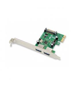 Controladora conceptronic pci express 2 puertos usb 3.0 emrick u32