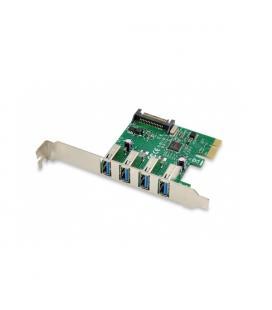 Controladora conceptronic pci express 4 puertos usb 3.0 emrick u64