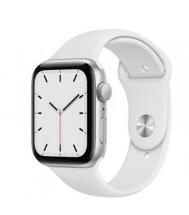 Apple watch se 40mm gps caja aluminio con correa blanca sport band - mydm2ty/a - Imagen 1