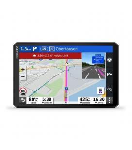 Gps garmin dezl lgv700 mt-s para camiones eu - 10.1'/25.6cm - notificaciones inteligentes - trafico digital - asistente de voz