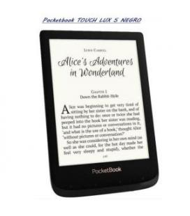 Pocketbook touch lux 5 6pulgadas 8gb ink negro