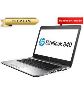 """PORTATIL ECOREFURB REACONDICIONADO HP 840 G1 I7-4 GEN 8GB 240SSD 14"""" W10P - Imagen 1"""
