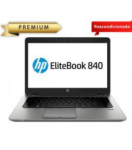 """PORTATIL ECOREFURB REACONDICIONADO HP 840 G2 I5-5 GEN 8GB 240SSD 14"""" W10P - Imagen 1"""