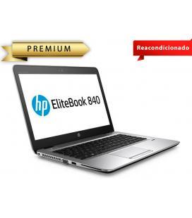 """PORTATIL ECOREFURB REACONDICIONADO HP 840 G3 I7-6 GEN 8GB 240SSD 14"""" W10P - Imagen 1"""