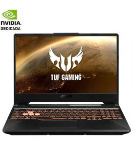 "Portátil Gaming Asus Tuf F15 FX506LH-BQ030 Intel Core i7-10750H/ 16GB/ 1TB SSD/ GForce GTX1650/ 15.6""/ Freedos"