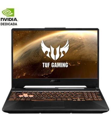 "Portátil Gaming Asus Tuf F15 FX506LH-BQ030 Intel Core i7-10750H/ 16GB/ 1TB SSD/ GForce GTX1650/ 15.6""/ Freedos"