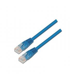 Latiguillo de red aisens a135-0244 - rj45 - utp - cat6 - 3m - azul