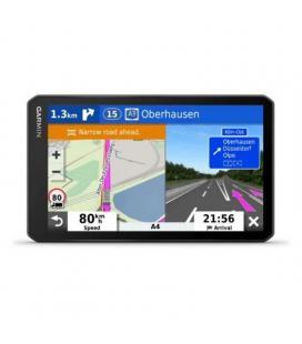 Gps garmin dezl lgv700 mt-d para camiones eu - 7'/17.7cm - notificaciones inteligentes - trafico digital - asistente de voz -