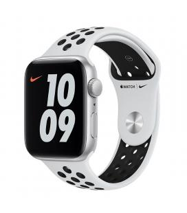 Apple watch se 44mm gps nike caja aluminio con correa antracita y negro nike sport band - myyh2ty/a