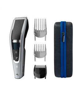 Cortapelos philips hairclipper 5000 hc5650 - 15 28 ajustes - 3 peines - 90m autonomia - lavable - estuche rigid