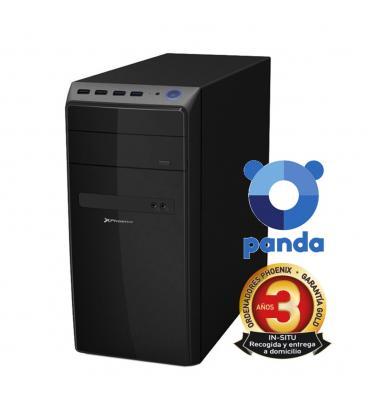 Ordenador pc phoenix home intel core i5 8gb ddr4 500 gb ssd rw micro atx - Imagen 1