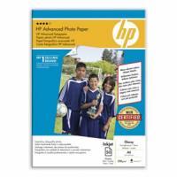 PAPEL HP FOTO GLOSSY ADVANCED - Imagen 1