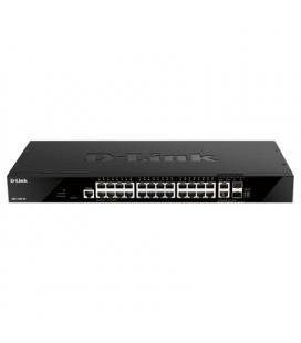 D-Link DGS-1520-28 Switch 24xGbE 2x10GbE 2xSFP+