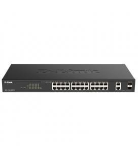D-Link DGS-1100-26MPV2 Switch 26xPoE+ 2xSFP/Combo