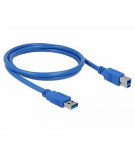 Delock cable USB3.0 tipo A-B macho/macho 3M Azul