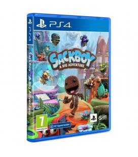 Juego para consola sony ps4 sackboy: a big adventure!