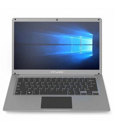 """Portátil Innjoo Voom Laptop Intel Celeron N3350/ 4GB/ 64GB EMMC/ 14.1""""/ Win10/ Gris"""