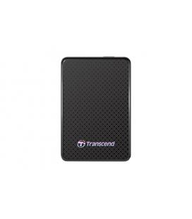 DISCO DURO EXTERNO SOLIDO SSD TRANSCEND ESD400K 256GB MLC USB 3.0 410MB/S - Imagen 1