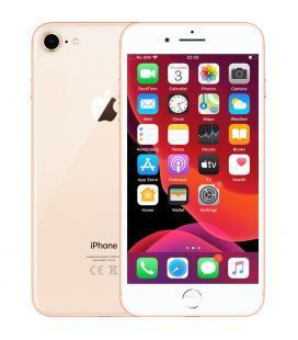 Telefono movil smartphone reware apple iphone 8 256gb gold - 4.7pulgadas - lector huella - reacondicionado - refurbish - grado a