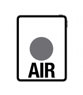 Ipad air 10.9 4th wifi cell 64gb gris espacial - mygw2ty/a - Imagen 1