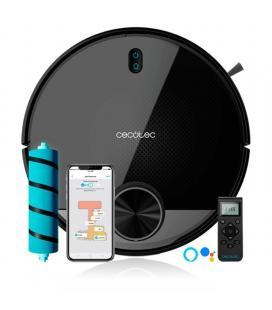 Robot aspirador cecotec conga 3790/ friegasuelos/ 150 min/ control por wifi