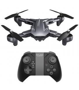 Dron innjoo blackeye 4k/ autonomía 20 minutos/ cámara 4096*2160p/ gris - Imagen 1