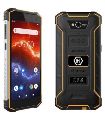"Smartphone Ruggerizado Hammer Energy 2 3GB/ 32GB/ 5.5""/ Negro Naranja"