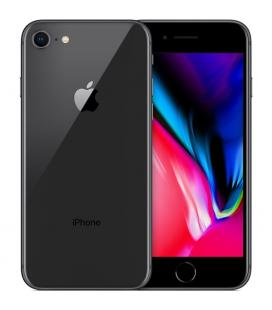 Telefono movil smartphone reware apple iphone 8 256gb space gray - 4.7pulgadas - lector huella - reacondicionado - refurbish - g