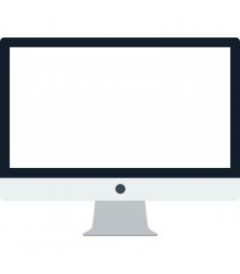 Apple imac 21.5' retina 4k/ intel core i3/ 8gb/ 256gb ssd/ radeon pro 555x - Imagen 1
