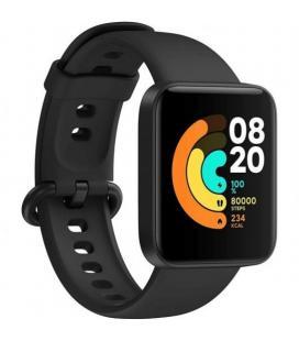 Smartwatch Xiaomi Mi Watch Lite/ Notificaciones/ Frecuencia Cardíaca/ GPS/ Negro