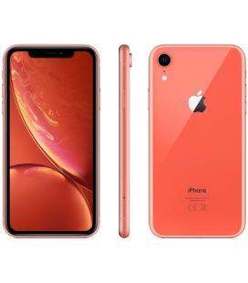 Telefono movil smartphone reware apple iphone xr 128gb coral 6.1pulgadas reacondicionado - refurbish - grado a+