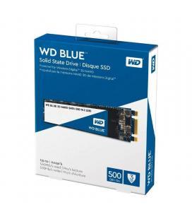Disco SSD Western Digital WD Blue 500GB/ M.2 2280