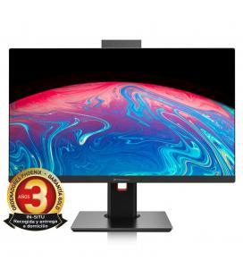 Ordenador pc all in one aio phoenix 23.8pulgadas fhd ajustable altura y rotativo - web cam - intel i5 10400 - 8 gb ddr4 - 480 g