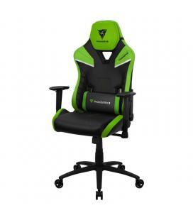 Silla gaming thunderx3 tc5bg/ negra y verde
