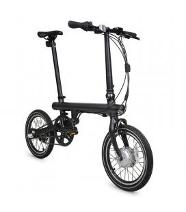 Bicicleta eléctrica xiaomi mi smart electric folding bike/ motor 250w/ ruedas 16'/ negra - Imagen 1