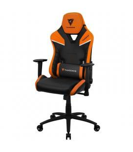 Silla gaming thunderx3 tc5bo/ negra y naranja