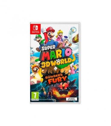 Juego para Consola Nintendo Switch Super Mario 3D World + Bowsers Fury