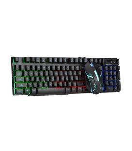 Kit teclado + raton gaming xtrike me mk - 804kit