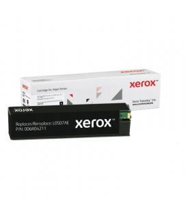 Cartucho de tinta xerox 006r04211 compatible con hp l0s07ae/ 10000 páginas/ negro