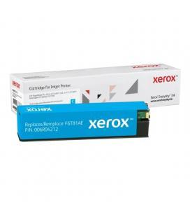 Cartucho de tinta xerox 006r04212 compatible con hp f6t81ae/ 7000 páginas/ cian