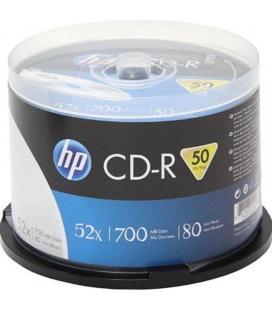 Cd-r hp cre00017-3 52x/ tarrina-50uds