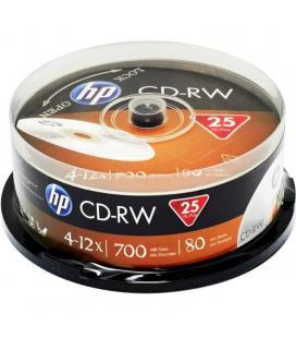 Cd-rw80 hp cwe00019-3 4-12x/ tarrina-25uds