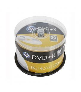 Dvd+r hp dre00026-3 16x/ tarrina-50-uds