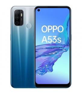 """OPPO A53s 6.5"""" LCD 128GB 4GB Fancy Blue - Imagen 1"""