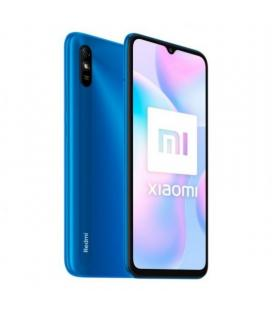 "Smartphone Móvil Xiaomi Redmi 9AT 2GB/ 32GB/ 6.53""/ Azul"