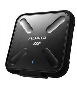 ADATA SD700 SSD Externo 256GB MIL-STD IP68 Negro - Imagen 1