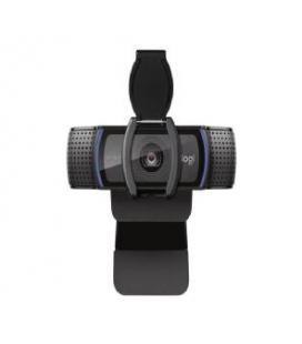Webcam logitech c920e empresarial full hd 1080p - 30fps microfono