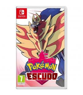 Juego nintendo switch - pokemon escudo